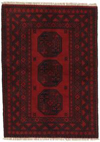 Afghan Covor 99X141 Orientale Lucrat Manual (Lână, Afganistan)