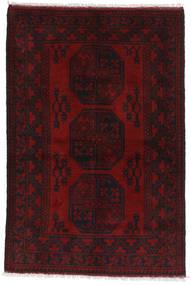 Afghan Matta 97X148 Äkta Orientalisk Handknuten (Ull, Afghanistan)