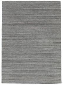 Petra - Dark_Mix Dywan 160X230 Nowoczesny Tkany Ręcznie Ciemnoszary/Jasnoszary ( Indie)