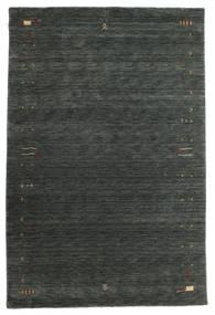 Gabbeh Loom Frame - Dunkelgrau/Grün Teppich  240X340 Moderner Dunkelgrün/Dunkelgrau (Wolle, Indien)