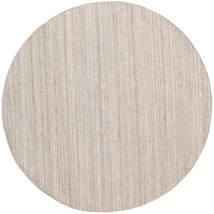 Petra - Beige_Mix Rug 200X200 Authentic  Modern Handwoven Square Light Grey/Dark Grey/White/Creme ( India)