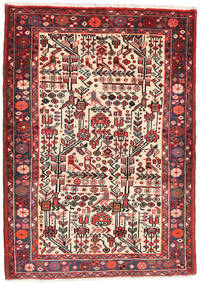 Rudbar Rug 86X120 Authentic Oriental Handknotted Dark Blue/Rust Red (Wool, Persia/Iran)