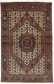 Gholtogh Tæppe 101X156 Ægte Orientalsk Håndknyttet Lysebrun/Mørkerød (Uld, Persien/Iran)