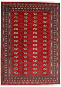 Pakistan Bokhara 2Ply Rug 244X337 Authentic  Oriental Handknotted Dark Red/Crimson Red (Wool, Pakistan)