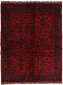 Afgán Khal Mohammadi Szőnyeg 151X193 Keleti Csomózású Sötétbarna/Sötétpiros (Gyapjú, Afganisztán)