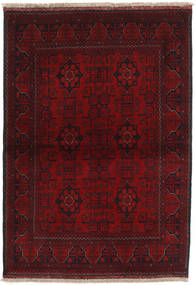Afghan Khal Mohammadi Rug 103X149 Authentic  Oriental Handknotted Dark Red (Wool, Afghanistan)