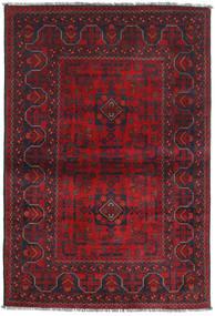 Afghan Khal Mohammadi Rug 102X151 Authentic  Oriental Handknotted Dark Red/Dark Purple (Wool, Afghanistan)