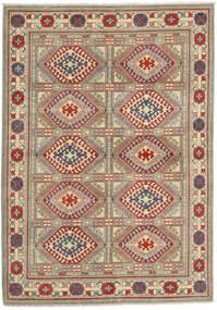 Kazak Rug 172X244 Authentic Oriental Handknotted Brown/Light Brown (Wool, Pakistan)