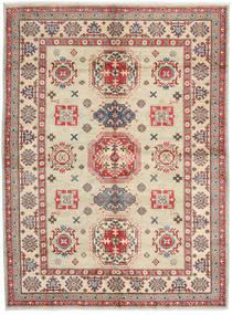 Kazak Koberec 177X237 Orientální Ručně Tkaný Světle Hnědá/Béžová (Vlna, Pákistán)