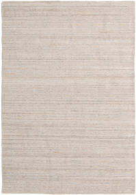 Petra - Beige_Mix Rug 140X200 Authentic  Modern Handwoven Light Grey/White/Creme/Dark Grey ( India)