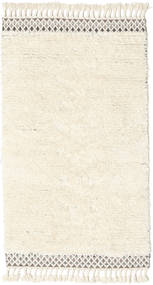 Dixon Rug 100X180 Authentic  Modern Handwoven Beige (Wool, India)