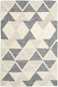 Trixon Rug 200X300 Authentic  Modern Handwoven Beige/Dark Grey/Dark Beige/Light Grey (Wool, India)
