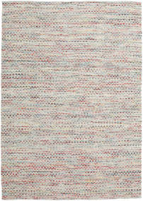 Tindra - Multi Rug 200X300 Authentic  Modern Handwoven Light Grey/Light Pink (Wool, India)