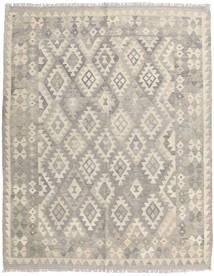 Kelim Afghan Old Style Teppich  160X200 Echter Orientalischer Handgewebter Hellgrau/Hellbraun (Wolle, Afghanistan)