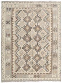 Kilim Afghan Old Style Tappeto 148X199 Orientale Tessuto A Mano Marrone Chiaro/Grigio Chiaro (Lana, Afghanistan)