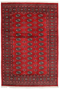 Pakistan Bokhara 2Ply Rug 169X248 Authentic Oriental Handknotted Dark Red/Crimson Red (Wool, Pakistan)