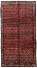 Koliai Matta 160X298 Äkta Orientalisk Handknuten Hallmatta Mörkröd/Brun (Ull, Persien/Iran)