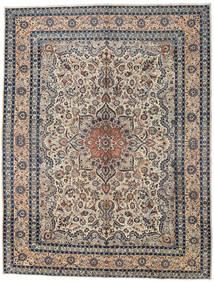 Kashmar Rug 296X386 Authentic  Oriental Handknotted Light Brown/Dark Purple Large (Wool, Persia/Iran)