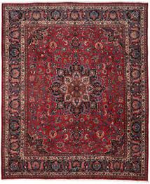 Mashad Tapis 252X305 D'orient Fait Main Grand (Laine, Perse/Iran)