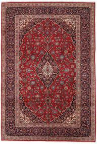 Keshan Matto 260X380 Itämainen Käsinsolmittu Tummanpunainen/Ruskea Isot (Villa, Persia/Iran)