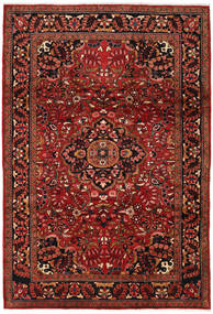 Lillian Rug 230X338 Authentic  Oriental Handknotted Dark Red/Rust Red (Wool, Persia/Iran)
