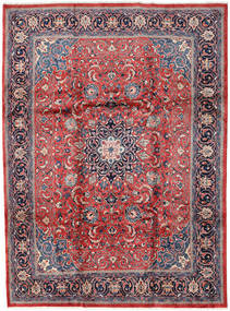 Mahal Rug 246X330 Authentic  Oriental Handknotted Dark Red/Dark Purple (Wool, Persia/Iran)