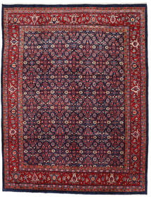 Sarouk Rug 274X356 Authentic  Oriental Handknotted Dark Red/Dark Purple Large (Wool, Persia/Iran)