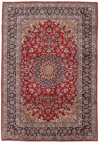 Najafabad Rug 267X388 Authentic  Oriental Handknotted Brown/Light Grey Large (Wool, Persia/Iran)