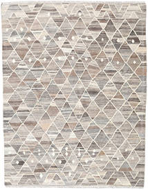 Kilim Ariana Rug 185X237 Authentic  Modern Handwoven Light Grey/Beige (Wool, Afghanistan)