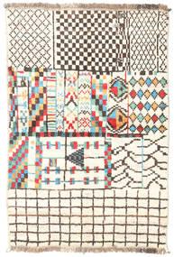 Barchi/Moroccan Berber - Afganistan Ковер 81X131 Современный Ковры Ручной Работы Бежевый/Темно-Коричневый (Шерсть, Афганистан)