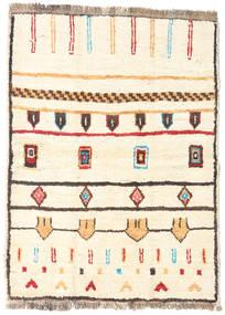 Barchi/Moroccan Berber - Afganistan Dywan 97X133 Nowoczesny Tkany Ręcznie Beżowy/Jasnobrązowy (Wełna, Afganistan)