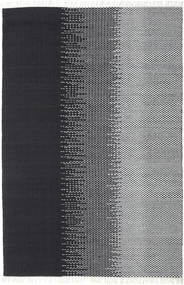 Sixten Rug 250X350 Authentic  Modern Handwoven Dark Blue/Dark Grey Large ( India)