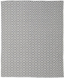Torun - Grey/Neutral Rug 250X300 Authentic  Modern Handwoven Dark Grey/Dark Beige Large (Cotton, India)