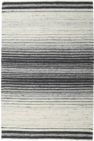 Helsinki Night - Grey Rug 200X300 Authentic  Modern Handwoven Light Grey/Dark Grey (Wool, India)