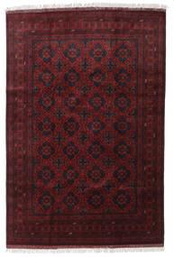 Afgan Khal Mohammadi Dywan 200X300 Orientalny Tkany Ręcznie Ciemnoczerwony (Wełna, Afganistan)