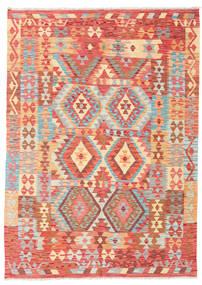 Kilim Afghan Old Style Tappeto 147X207 Orientale Tessuto A Mano (Lana, Afghanistan)