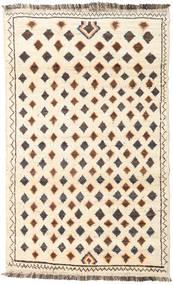 Barchi/Moroccan Berber - Afganistan Matto 112X182 Moderni Käsinsolmittu Beige/Vaaleanpunainen (Villa, Afganistan)