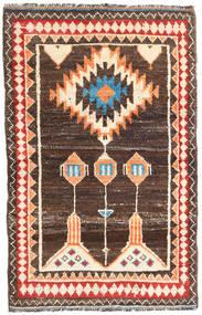 Barchi/Moroccan Berber - Afganistan Matto 113X181 Moderni Käsinsolmittu Tummanruskea/Ruskea (Villa, Afganistan)