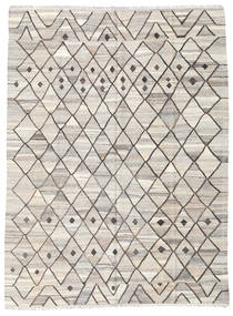 Kilim Ariana Rug 180X241 Authentic  Modern Handwoven Light Grey/Beige (Wool, Afghanistan)