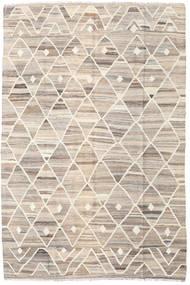 Kilim Ariana Rug 169X252 Authentic Modern Handwoven Light Grey/Beige (Wool, Afghanistan)