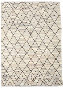 Kilim Ariana Rug 185X255 Authentic  Modern Handwoven Light Grey/Beige (Wool, Afghanistan)