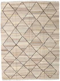 Kelim Ariana Matto 151X200 Moderni Käsinkudottu Vaaleanruskea/Beige (Villa, Afganistan)