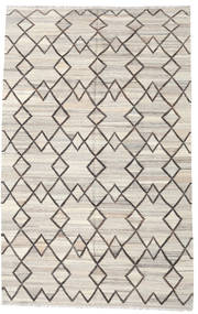 Kilim Ariana Rug 198X315 Authentic  Modern Handwoven Light Grey/Beige (Wool, Afghanistan)