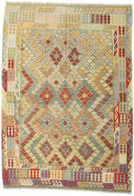 Kilim Afghan Old Style Tapis 183X259 D'orient Tissé À La Main (Laine, Afghanistan)