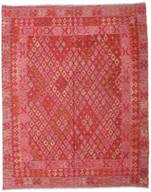 Kilim Afghan Old Style Alfombra 189X235 Oriental Tejida A Mano (Lana, Afganistán)