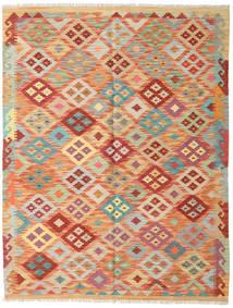 Kilim Afghan Old Style Alfombra 148X194 Oriental Tejida A Mano (Lana, Afganistán)