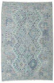 Kilim Afghan Old Style Alfombra 123X182 Oriental Tejida A Mano (Lana, Afganistán)