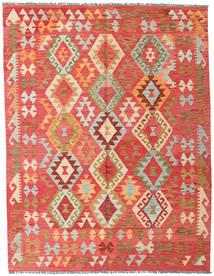 Kilim Afegão Old Style Tapete 152X198 Oriental Tecidos À Mão (Lã, Afeganistão)