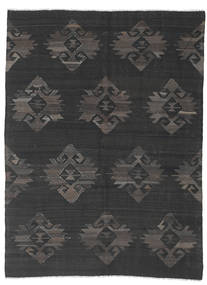 Kilim Afghan Old Style Rug 169X230 Authentic  Oriental Handwoven Dark Grey (Wool, Afghanistan)