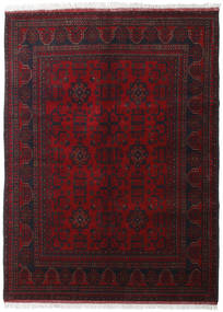Afghan Khal Mohammadi Rug 175X237 Authentic  Oriental Handknotted Dark Red (Wool, Afghanistan)